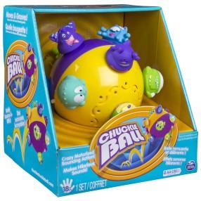 Spin Master - Chichocząca kula interaktywna Chuckle Ball 6037929