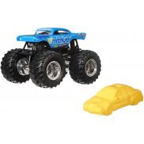 Hot Wheels Monster Jam - Superterenówka Avenger FLW95