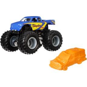 Hot Wheels Monster Jam - Superterenówka Thrasher FLW93
