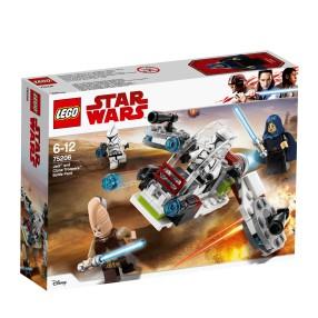 LEGO Star Wars - Jedi i żołnierze armii klonów 75206