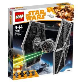 LEGO Star Wars - Imperialny myśliwiec TIE 75211