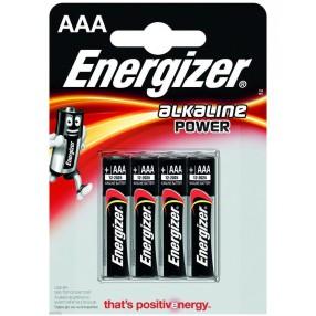 Energizer Alkaline Power - Baterie AAA/LR3 4szt. 247893