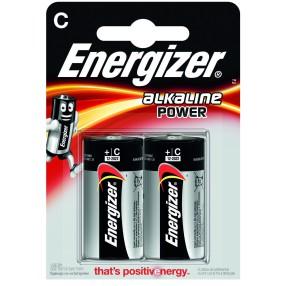 Energizer Alkaline Power - Baterie C/LR14 2szt. 297324