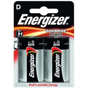 Energizer Alkaline Power - Baterie D/LR20 2szt. 297331