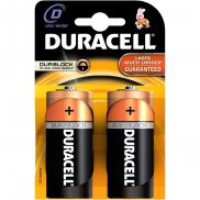 Duracell - Baterie D/LR20 2szt.