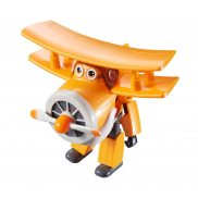 Super Wings - Figurka Grand Albert transformująca z samolotu w robota 710260