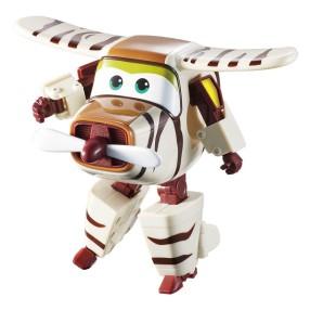 Super Wings - Figurka Bello transformująca z samolotu w robota 710270