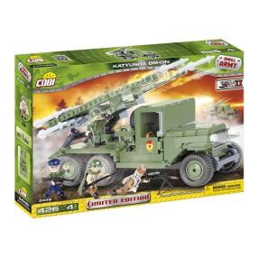 COBI Small Army - Katiusza BM-13N 2448
