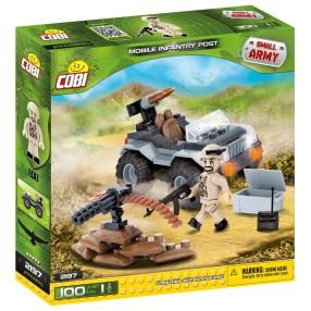COBI Small Army - Mobilne stanowisko ogniowe 2197