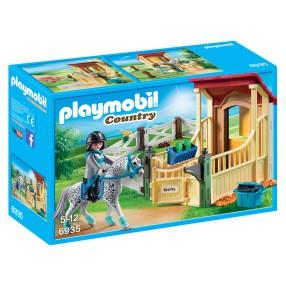 "Playmobil - Boks stajenny ""Appaloosa"" 6935"