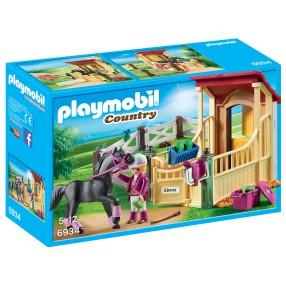 """Playmobil - Boks stajenny """"Araber"""" 6934"""