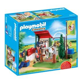 Playmobil - Myjnia dla koni 6929