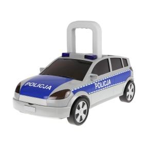 Majorette - Przenośny transporter samochodów Policja 2058185