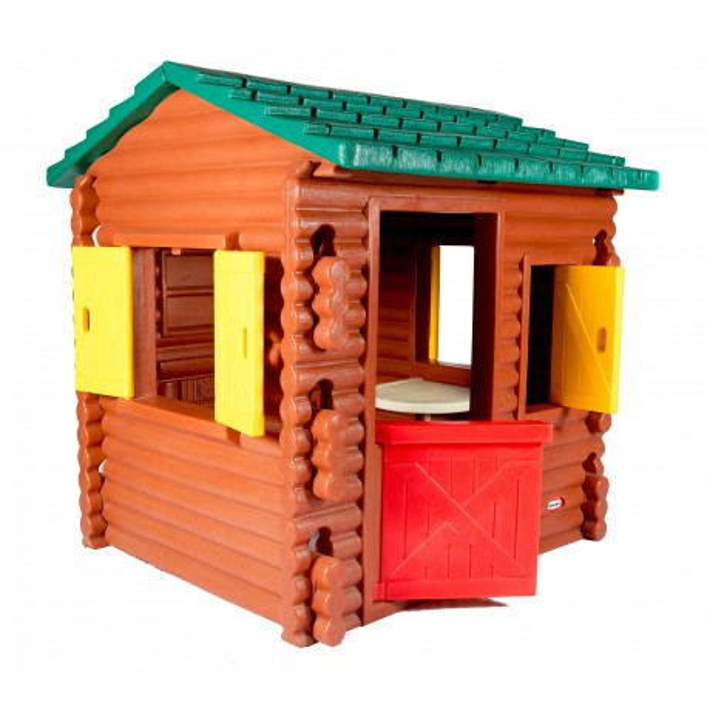 Little Tikes - Domek Chata z belek 4869