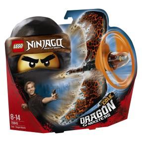 LEGO Ninjago - Cole Smoczy Mistrz 70645