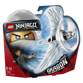 LEGO Ninjago - Zane Smoczy Mistrz 70648