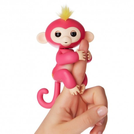 WowWee Fingerlings - Małpka Bella 3705