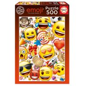 Educa - Puzzle Emoji 500 el. 17088