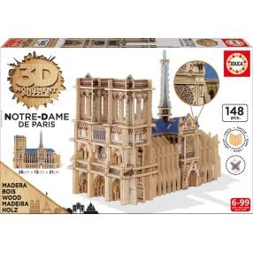 Educa - Puzzle 3D Monument Notre-Dame 16974