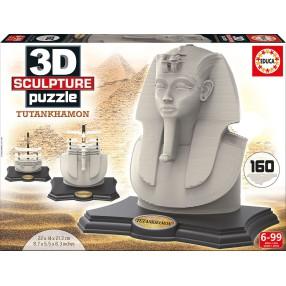 Educa - Puzzle 3D Rzeźba Tutanchamon 16503