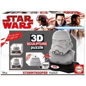 Educa - Puzzle 3D Rzeźba Stormtrooper 16969