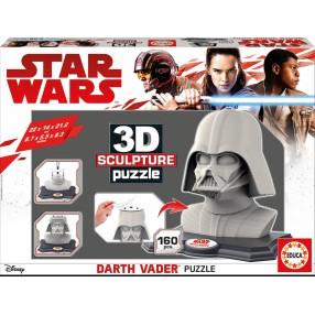 Educa - Puzzle 3D Rzeźba Darth Vader 16500