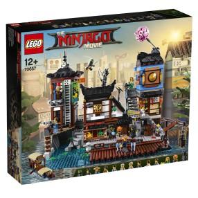 LEGO Ninjago - Doki w Mieście NINJAGO® 70657