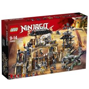 LEGO Ninjago - Smocza jama 70655