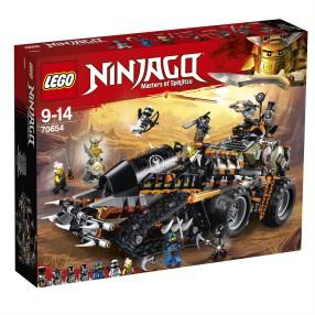 LEGO Ninjago - Dieselnauta 70654