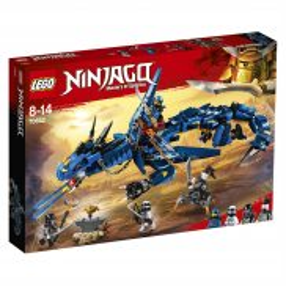 LEGO Ninjago - Zwiastun burzy 70652