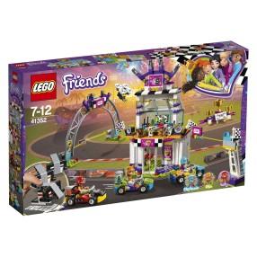 LEGO Friends - Dzień wielkiego wyścigu 41352