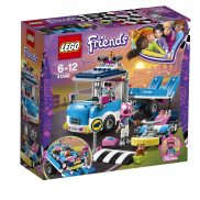 LEGO Friends - Furgonetka usługowa 41348