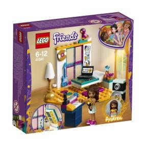 LEGO Friends - Sypialnia Andrei 41341