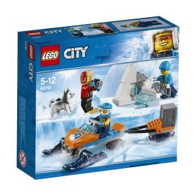 LEGO City - Arktyczny zespół badawczy 60191