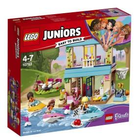 LEGO Juniors - Domek nad jeziorem Stephanie 10763