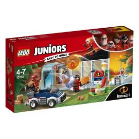 LEGO Juniors - Wielka ucieczka z domu 10761