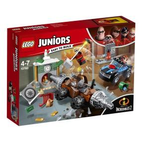 LEGO Juniors - Napad Człowieka Szpadla na bank 10760