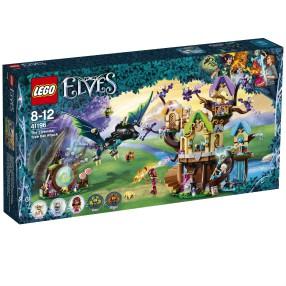 LEGO Elves - Atak nietoperzy na Elvenstar Tree 41196