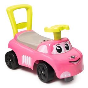 Smoby - Jeździk Auto Ride-On Różowy 720518