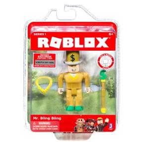 Roblox - Figurka Mr Bling Bling RBL10706