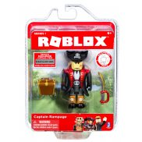 Roblox - Figurka Captain Rampage RBL10710