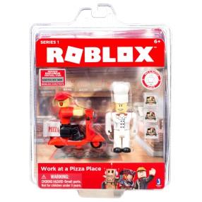 Roblox - 2Pak + Akcesoria Pizzeria RBL10726
