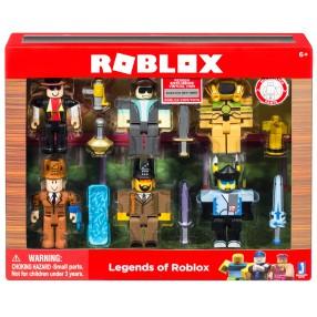 Roblox - 6 Figurek Legendy Roblox RBL10731