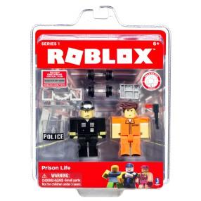 Roblox - 2Pak + Akcesoria Więzienie RBL10741