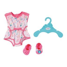 BABY born - Piżamka z bucikami w komplecie 824634