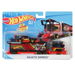 Hot Wheels - Ciężarówka + Samochód Galactic Express DKF84