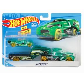 Hot Wheels - Ciężarówka + Samochód X-Trayn DKF83