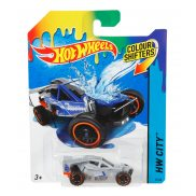 Hot Wheels - Autokolorowańce Auto Zmieniające Kolor HWTF Buggy CFM36