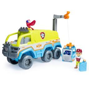 Psi Patrol - Samochód terenowy + Ryder Jungle 60326688