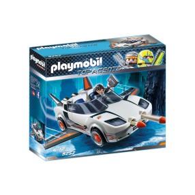 Playmobil - Agent P. i racer 9252
